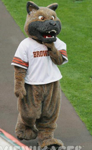Browns Mascots