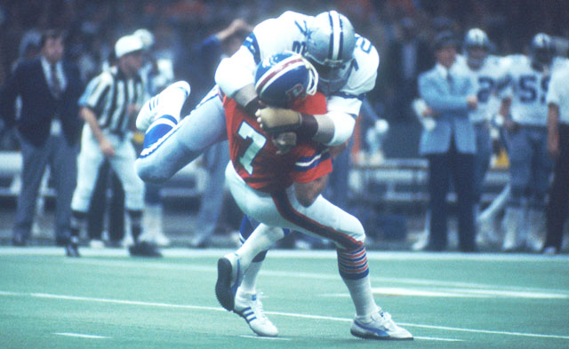 Super Bowl XII - Cowboys Broncos Superbowl