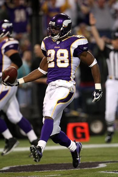 Adrian Peterson - Adrian Peterson Fantasy Football