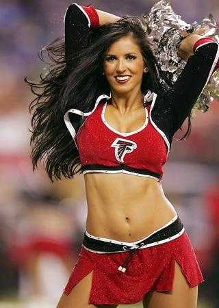 Atlanta Cheerleaders - Falcons Cheerleaders