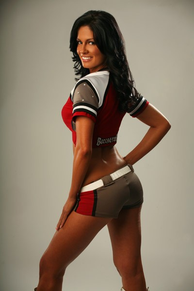 Tampa Bay Buccaneers Cheerleaders - Bucs Cheerleaders