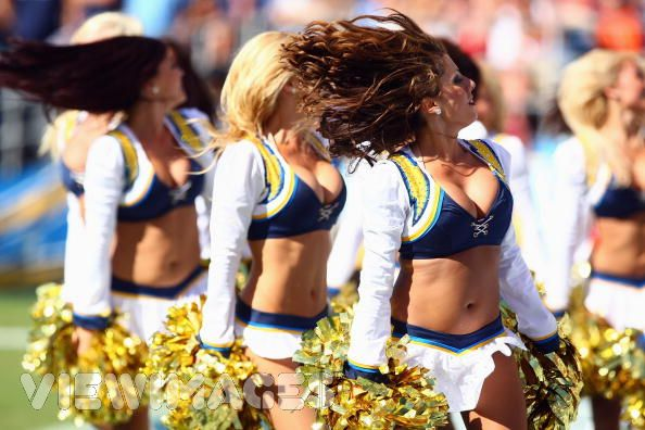 Charger Girls - Chargers Cheerleaders