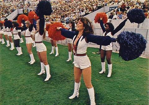 Chicago Bears Cheerleaders - Honey Bears Cheerleaders