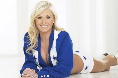Dallas Cowboys Cheerleader - America's Sweethearts