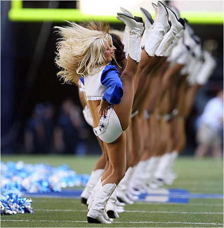 Dallas Cowboys Cheerleaders - Dallas Cowboys Cheerleader