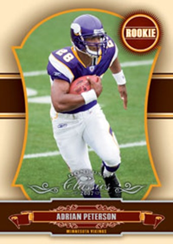 Donruss Rookie Football Cards - Donruss NFL Rookie Cards
