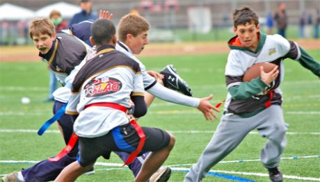 Flag Football History - Flag Football Leagues