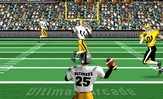 Football Flash Game Reviews - Football Flash Games