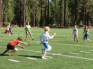 Pro Flag Football Leagues - NFL Flag Football