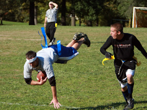 Flag Football Injuries - Flag Football Injury