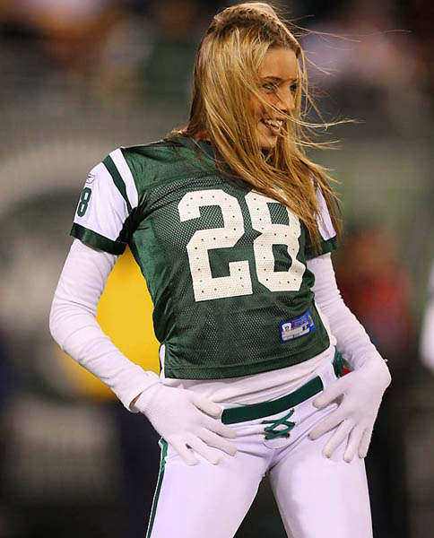 New York Flight Crew - New York Jets Cheerleaders