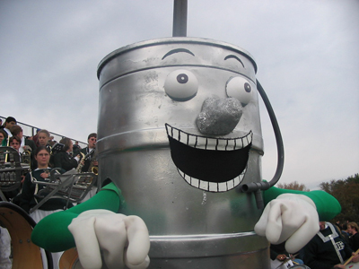 Keggy - Dartmouth Mascot - 10 Funniest College Mascots