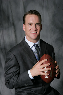 Fantasy Football Draft - Payton Manning