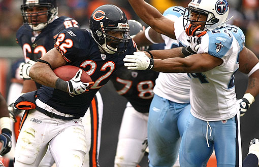 Matt Forte - Chicago Bears Running Back