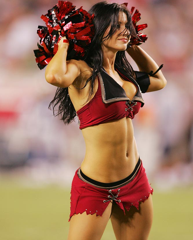 NFL Cheerleaders - National Football League Cheerleaders