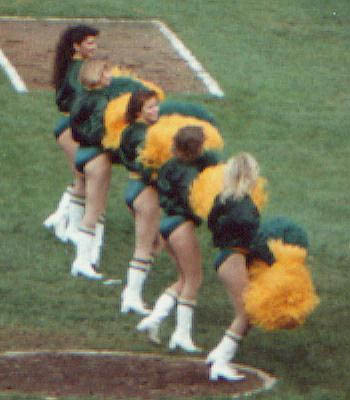 Golden Girls - Goldengirls - Packers Cheerleaders