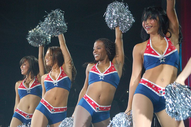 Patriots Cheerleading Program - New England Patriots Cheerleading