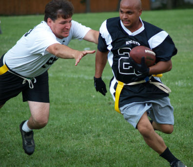 Flag Football Play - Flag Football Blast