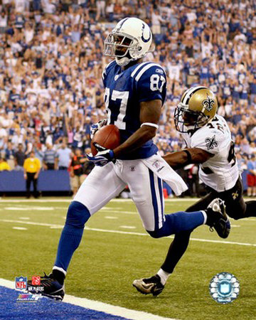Reggie Wayne Fantasy - Football Players 2008