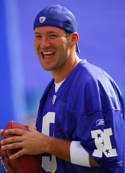 Tony Romo Fantasy - Fantasy Football Quarterbacks
