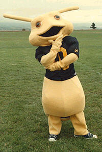 Sammy the Slug - 10 Strangest College Mascots
