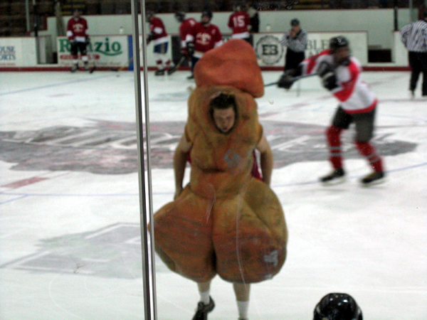 Scrotie - Rhode Island School of Design Mascot