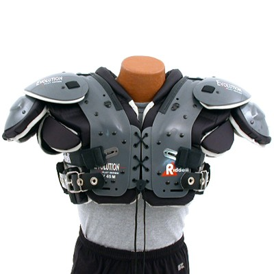Football Pads - Shoulder Pads
