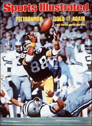 Super Bowl X - Steelers and Cowboys