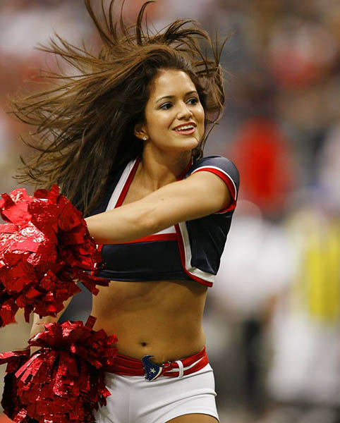 Houston Texans Cheerleading - Texans Cheer Leading