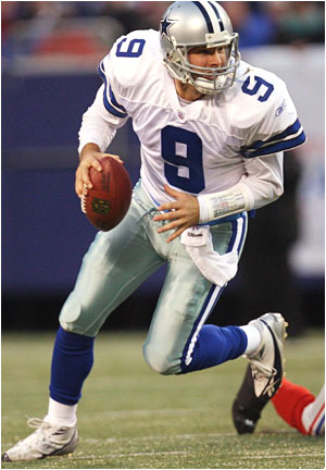 Tony Romo - Fantasy Football Players