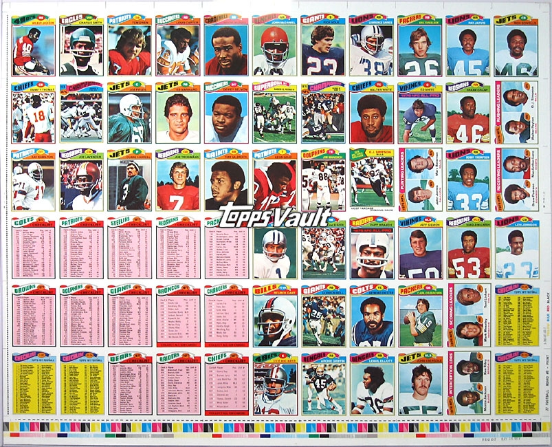 Topps Football Card - Topps NFL Cards