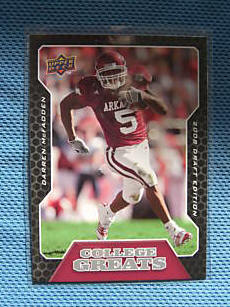 Upper Deck Football Cards