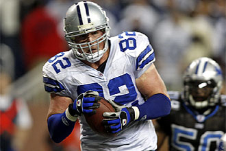 Dallas Cowboys Tight End - Jason Witten Fantasy